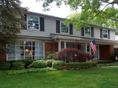 899 Briarcliff Drive, Grosse Pointe Woods, MI 48236 - MLS#: 218061811