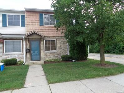 16599 Terrace Village Drive, Taylor, MI 48180 - MLS#: 218061821