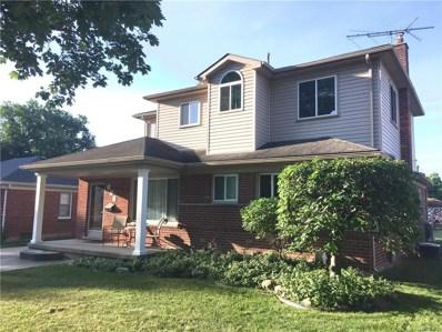 107 W Sunnybrook Drive, Royal Oak, MI 48073 - MLS#: 218061869