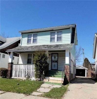 6392 Linsdale Street, Detroit, MI 48204 - MLS#: 218061951