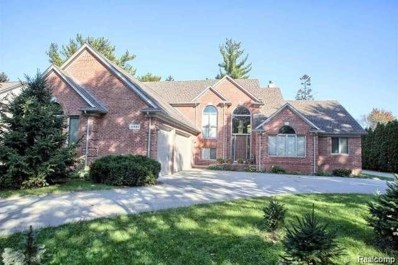 17581 Millar Road, Clinton Twp, MI 48036 - MLS#: 218061968