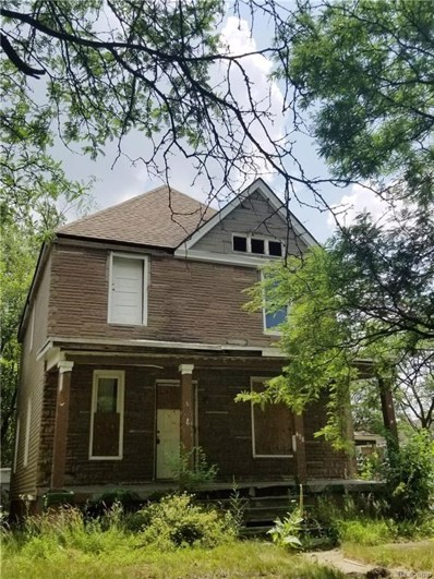408 Mount Vernon Street, Detroit, MI 48202 - MLS#: 218062000