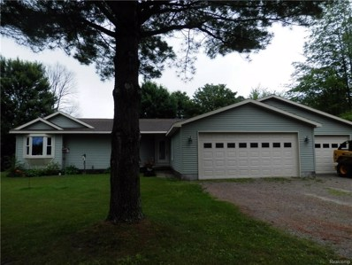 7225 Searls Road, Kimball Twp, MI 48074 - MLS#: 218062003