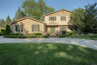 19909 White Oaks Drive, Clinton Twp, MI 48036 - MLS#: 218062067