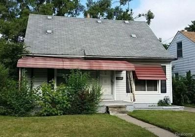 19961 Pinehurst, Detroit, MI 48221 - MLS#: 218062202