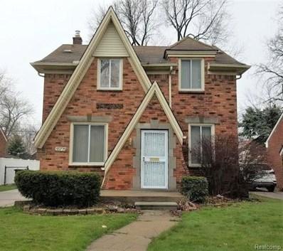15779 Murray Hill Street, Detroit, MI 48227 - MLS#: 218062203