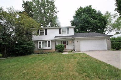 29339 Geraldine Court, Farmington Hills, MI 48336 - MLS#: 218062238