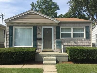 23815 Dormont Avenue, Warren, MI 48091 - MLS#: 218062252