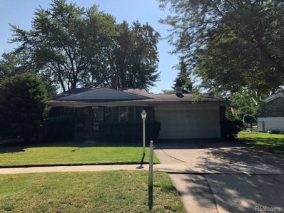 15068 Thornridge Drive, Plymouth Twp, MI 48170 - MLS#: 218062371