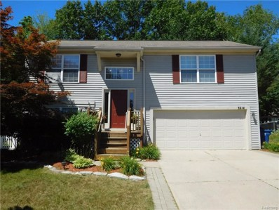 3214 Valley Rise Drive, Holly Vlg, MI 48442 - MLS#: 218062377