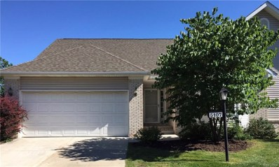 5107 Sandalwood Circle, Grand Blanc Twp, MI 48439 - MLS#: 218062415