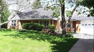 1576 Banmoor Drive, Troy, MI 48084 - MLS#: 218062431
