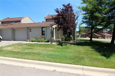 2990 Moon Lake Drive, West Bloomfield Twp, MI 48323 - MLS#: 218062435