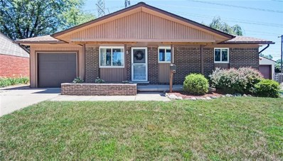 41316 Paign Drive, Sterling Heights, MI 48313 - MLS#: 218062490