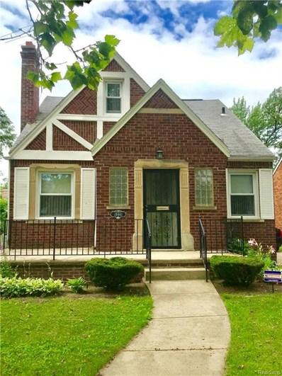 18661 Strathmoor, Detroit, MI 48235 - MLS#: 218062496