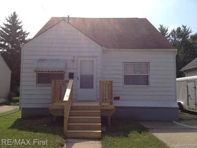 8100 Meadow-Upper Avenue, Warren, MI 48089 - MLS#: 218062520