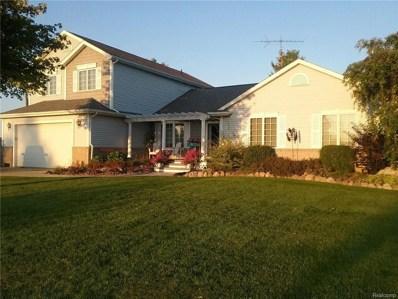 5212 Cedar Creek Road, North Branch Twp, MI 48461 - MLS#: 218062759