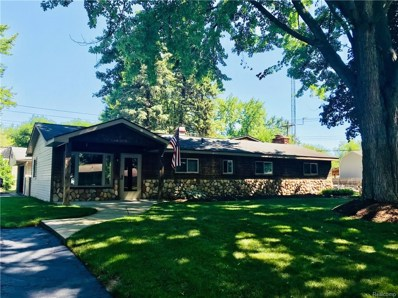 4538 Pinedale Avenue, Independence Twp, MI 48346 - MLS#: 218062834