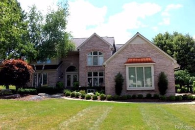 1576 Pebble Creek Drive, Rochester, MI 48307 - MLS#: 218062837