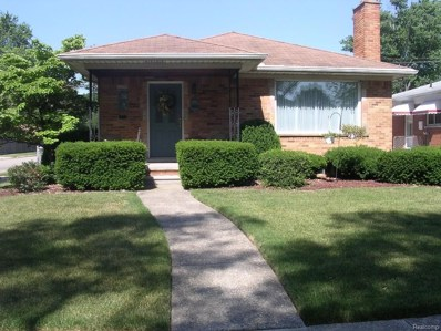 4018 Pardee Ave, Dearborn Heights, MI 48125 - MLS#: 218062839