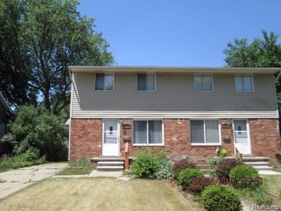 307 E Farnum Avenue, Royal Oak, MI 48067 - MLS#: 218062853