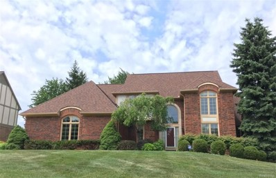 4895 Rambling Drive, Troy, MI 48098 - MLS#: 218062900