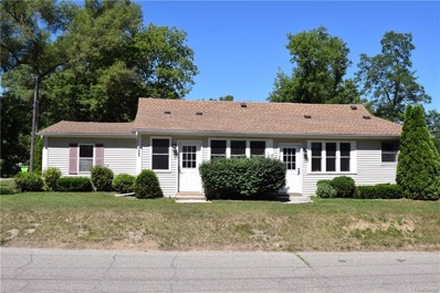 1520 Petrolia - North Unit, West Bloomfield Twp, MI 48324 - MLS#: 218062975