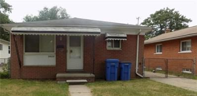 25639 Pennie Street, Dearborn Heights, MI 48125 - MLS#: 218063044