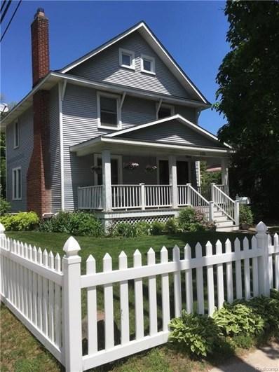 115 Rhode Island Avenue, Royal Oak, MI 48067 - MLS#: 218063052