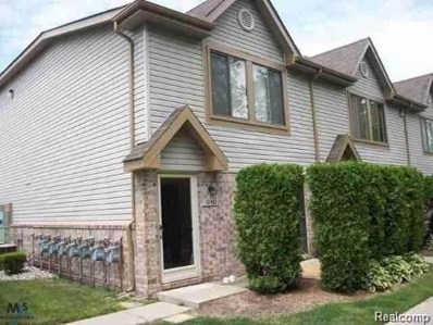 50481 Bay Run N, Chesterfield Twp, MI 48047 - MLS#: 218063073
