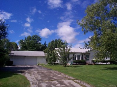 1872 River Road, St Clair Twp, MI 48079 - MLS#: 218063102