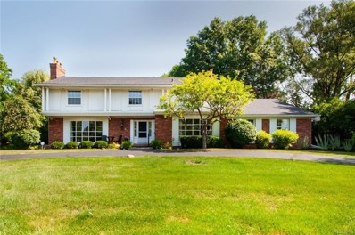 22496 Heathersett, Farmington Hills, MI 48335 - MLS#: 218063152