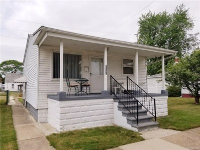 2056 10TH Street, Wyandotte, MI 48192 - MLS#: 218063154