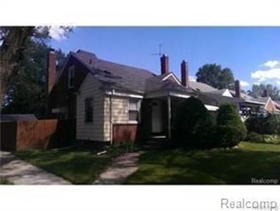 19210 Trinity, Detroit, MI 48219 - MLS#: 218063197