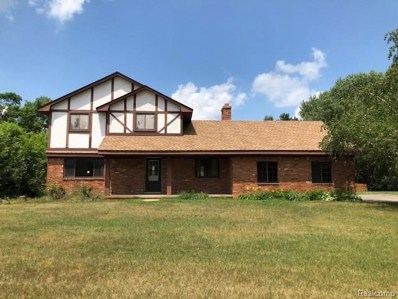 1633 Majon, Highland Twp, MI 48356 - MLS#: 218063241