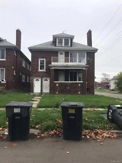 4909 Whitfield Street, Detroit, MI 48204 - MLS#: 218063257