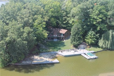 2954 Island Point Drive, Elba Twp, MI 48455 - MLS#: 218063274