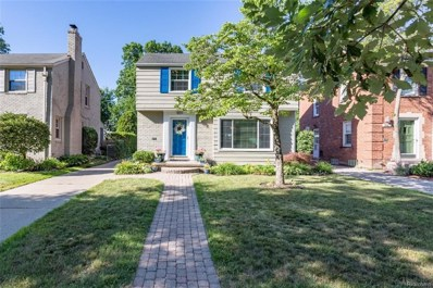 1859 Norwood Drive, Grosse Pointe Woods, MI 48236 - MLS#: 218063278