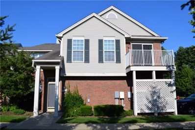 43903 Rushcliffe Drive, Sterling Heights, MI 48313 - MLS#: 218063312