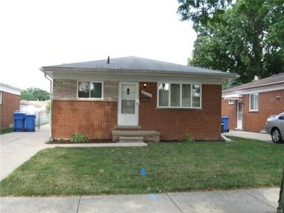 5961 Centralia Street, Dearborn Heights, MI 48127 - MLS#: 218063384