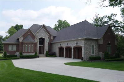 5540 St. Elizabeth Court, Independence Twp, MI 48348 - MLS#: 218063396