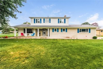 54211 Franklin Drive, Shelby Twp, MI 48316 - MLS#: 218063430