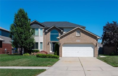 46046 Duchess Drive, Chesterfield Twp, MI 48051 - MLS#: 218063510