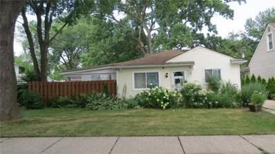4992 Williams Street, Dearborn Heights, MI 48125 - MLS#: 218063584