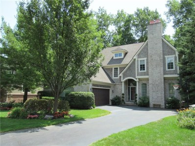 7017 Peninsula Court, Independence Twp, MI 48346 - MLS#: 218063613
