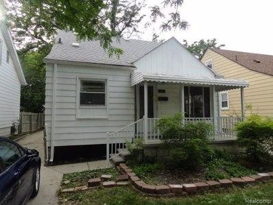 1438 Pingree Avenue, Lincoln Park, MI 48146 - MLS#: 218063746