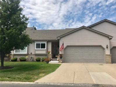 53251 Pineridge Drive, Chesterfield Twp, MI 48051 - MLS#: 218063774