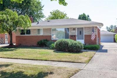 27333 Broadmoor Drive, Warren, MI 48088 - MLS#: 218063799