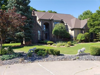5422 Windham Hill Court, West Bloomfield Twp, MI 48323 - MLS#: 218063834