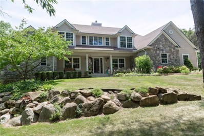 688 Knibbe Road, Orion Twp, MI 48362 - MLS#: 218063945